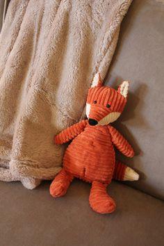 fox stuffed animal – fox nursery