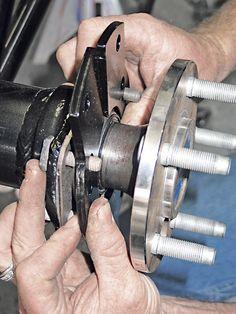 Disc Brakes Caliper Mounting Brackets