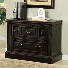 Parker House Venezia 2 Drawer Lateral File Cabinet