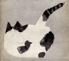 Steinberg's cat