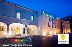 #Hotel Camino Real Guanajuato 5 Estrellas 105 habitaciones Calle Alhóndiga #100 Col, San Javier #Guanajuato #Mexico #VenaGuanajuato