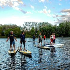 Do you like trying new things when you travel? Swap your yoga mat for a stand up paddle board with Canberra's only SUP yoga class. and are working together to bring yoga to Lake Burley Griffin. Spot Books, Paddle Board Yoga, Sup Yoga, Paddle Boarding, Traveling By Yourself, Cruise, Boat, Photo And Video, Instagram