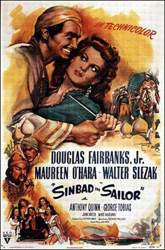 Sinbad The Sailor- Soundtrack details - SoundtrackCollector.com