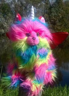 9 Best Rainbow Butterfly Unicorn Kitten Collection Images Kitty