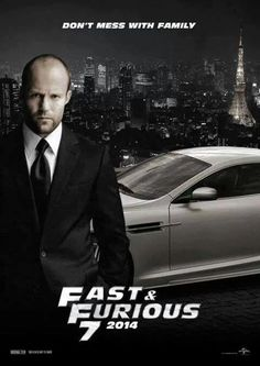 Fast and Furious 7 cant wait to see iiiiit