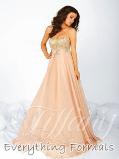 Everything Formals - Tiffany Designs Prom Dress 16049, $388.00 (http://www.everythingformals.com/Tiffany-Designs-16049/)