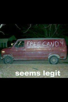 The Ice Cream truck on Redneck Street