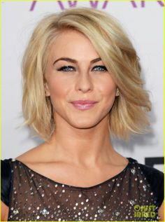 Julianne Hough hair 2 shrt