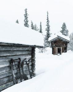 Storsätern, Dalarna, Sweden. 3 January 2017.