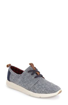 TOMS 'Del Rey' Sneaker (Women) available at #Nordstrom