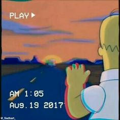 say goodbye to feeling fine simson😥 Wallpaper Telephone, Mood Wallpaper, Tumblr Wallpaper, The Simpsons, Simpson Wave, Simpson Wallpaper Iphone, Dope Wallpapers, Sad Pictures, Homer Simpson