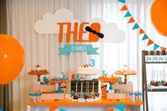 Festa Aviões | 3 anos do Theo