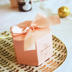 Beautiful Candy Boxes