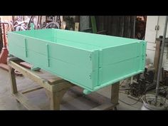 This the wagon box repairs, reassembly and priming of the Piedmont wagon. This is an antique, one-horse wagon made in Hickory NC being rebuilt. Coach Shop, Horse Wagon, Wooden Wagon, Shops, Book Drawing, Wagon Wheel, Horse Drawn, Restoration, Box