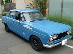 1967 NISSAN PRINCE SKYLINE GT-B