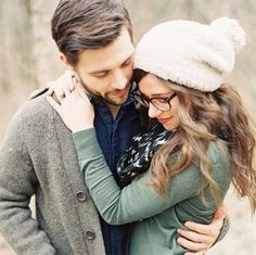 Slideshow: 45 Of The Most Inspiring Engagement Photos On Pinterest