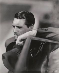 """Cary Grant, 1935 """"Another thing I had to cure myself of was the desire for adulation, and the approbation of my fellow man. It started when I was a small boy and played football at school. Hollywood Men, Hooray For Hollywood, Golden Age Of Hollywood, Hollywood Stars, Classic Hollywood, Vintage Hollywood, Hollywood Icons, Hollywood Celebrities, Hollywood Glamour"""