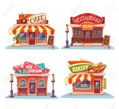 Картинки по запросу restaurant clipart