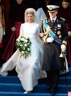 Wedding Queen Maxima