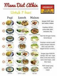 Image Result For Diet Atkins Diet Makan Malam Dan Ayam Goreng