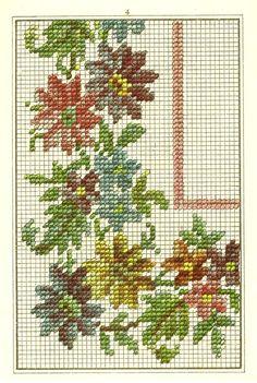 miniature needlework pattern
