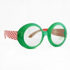 Ooh La La Girls Sunglasses - Grass Green