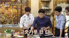 백종원, 달짝지근 ′떡볶이 소스′ 황금비율 공개! [집밥 백선생] 26회 20151110