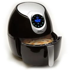 Power Air Fryer Review: Do You Really Need It? This Will Help You Decide! Best Air Fryer Review, Oil Less Fryer, Power Air Fryer Xl, Fried Apple Pies, Making Fried Chicken, Air Fried Food, Best Air Fryers, Digital Timer, Air Frying