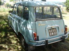 Renault - R4 Super / 1963