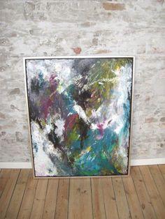 Painting - acrylic  - Mette Naumann
