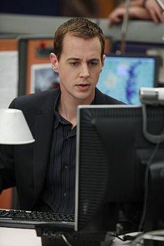 Sean Murray as Timothy McGee on NCIS