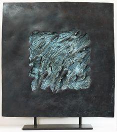 Jacques-Victor André - Paysage 3/4 EA - sculpture bronze [n°7]