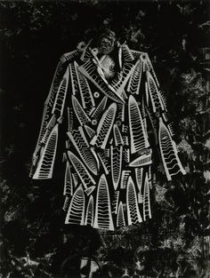 Fig. 3. Kon Michiko, Bamboo Shoot Coat, 2013, © Kon Michiko, courtesy Photography Gallery International, Tokyo.