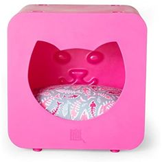 Kitty Kasas Bedroom Cube Cat House >>> See this great product. (This is an affiliate link) #CatHousesCondos