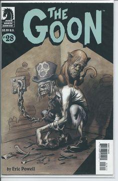 Dark Horse: The Goon #28 (Eric Powell) VF