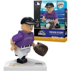 You need this!  Trevor Story Colorado Rockies OYO Sports Generation 5 Minifigure
