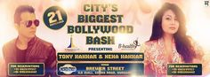 CITY's BIGGEST BOLLYWOOD BASH at BREWER STREET, ILD Mall, Sohna Road, Gurgaon  being sponsored by JM Wellness Pvt Ltd  https://www.facebook.com/Bhealthy1 www.jmwellness.in
