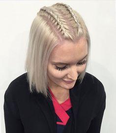Hair Tips & Tutorials Girls Hairdos, Girl Hairstyles, Braided Hairstyles, Just Girl Things, Braid Styles, Sweet Girls, Hair Hacks, Hair Makeup, Braids