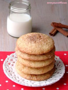 GourmandElise.com - Biscuits et Petits gâteaux