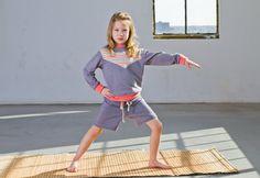 Hemp & organic cotton light hoodie for girls Cotton Lights, Hemp, Organic Cotton, Ss, Spring Summer, Hoodies, Girls, Style, Fashion