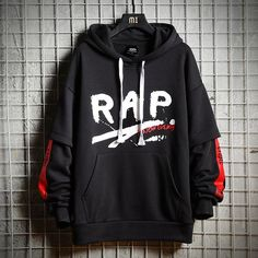 BTS kpop Love Yourself Harajuku Cap Sweatshirt Bangtan boys K-POP Clothes Hip Hop Outfits, Dance Outfits, Cool Outfits, Fashion Outfits, Hoodie Sweatshirts, Style Hip Hop, Looks Hip Hop, Rap, Trendy Hoodies