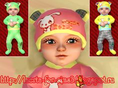 Laerta_for_sims 3 Sims 3, Toddler Outfits, Ronald Mcdonald, Toddlers, Disney Characters, Fictional Characters, Aurora Sleeping Beauty, Babies, Disney Princess