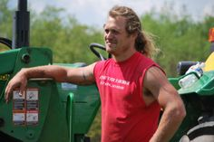 Tim King From Farm Kings | Tim King : Farm Kings: Photo Gallery: Great American Country