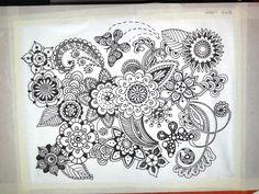 art-studio raduga: Черно-белые фантазии. Зентагл, дудлинг, зендудлинг