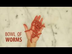Bowl of Worms Anyone? (with Pictures)