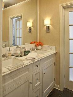 Bathroom Design Ideas - Bath Tiles, Countertops and Flooring for Bathrooms : Home & Garden Television