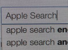 애플, 검색엔진 직접 만들까? -테크홀릭 http://techholic.co.kr/archives/28872