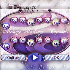 Melanie Martinez- Carousel NOTE: I am not the creator of this town tune, I only edited the photo! All credit goes to @newleaftunes on Tumblr!http://newleaftunes.tumblr.com