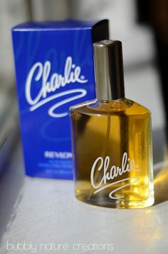 "Charlie perfume...""There's a fragrance that here today and they call it, Charlie..."""