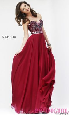 Sherri Hill Prom Dresses and Pageant Gowns - PromGirl - PromGirl 867b9d07f75